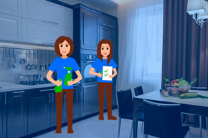 генеральная уборка квартиры в москве